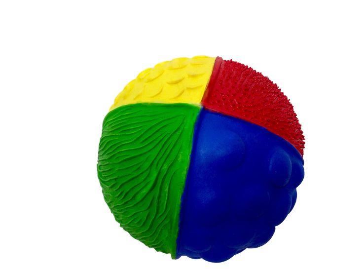 Lanco speelgoed is de beste keuze voor de speeltijd van baby's en peuters: volkomen veilig om op te kauwen en sabbelen, 100% zacht natuurlijk rubber en gemakkelijk vast te pakken. De speeltijd is net zo veilig voor jouw kindje als voor de planeet: natuurlijk en verantwoord plezier! Het speelgoed maakt een zacht en lief geluidje, zodat de baby's oren niet beschadigd raken.
