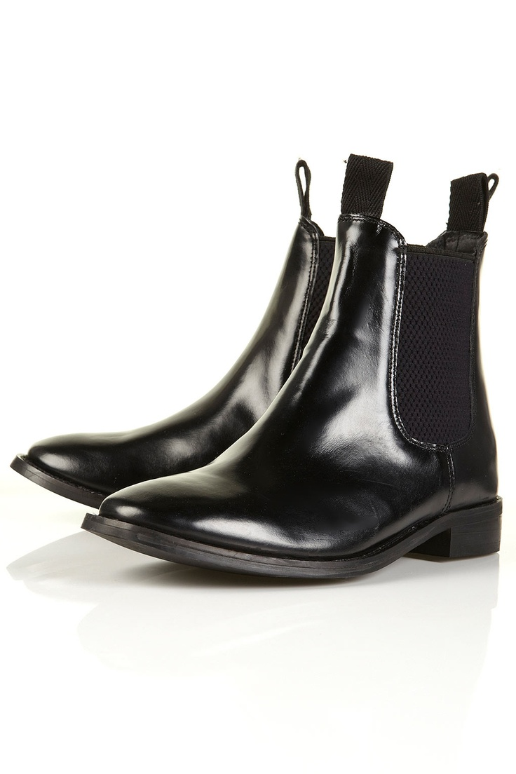 chelsea boots, my vintage sweethearts are gone :C