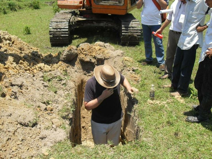 Digging a big hole for myself in Asia