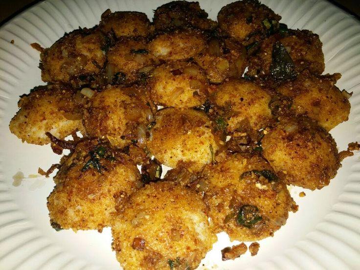 Just for Foodies!!: Tawa Idli