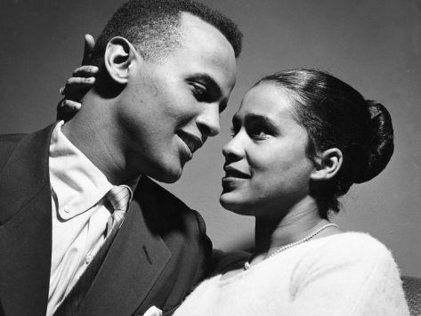 Harry Belafonte 1957 Dorothy Dandridge 1 Quot And Larger