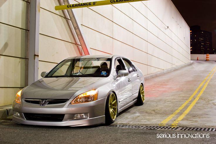 "2007 Honda Civic For Sale >> 2007+Honda+Accord+Slammed | Slammed Lifestyle"" 2007 honda ..."