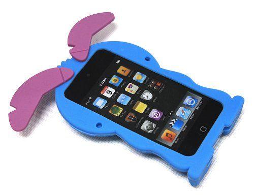 Boriyuan Touch 4 Big Cute Cutouts design Star Baby: Amazon.co.uk: Electronics