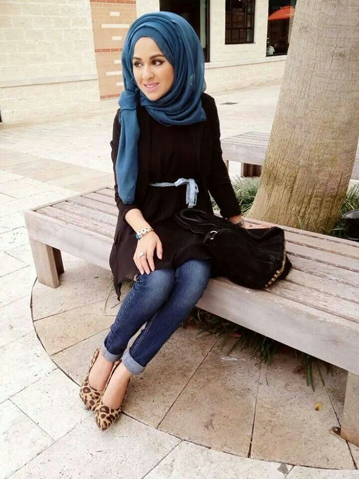 270 Best Images About Hijabi Outfits On Pinterest