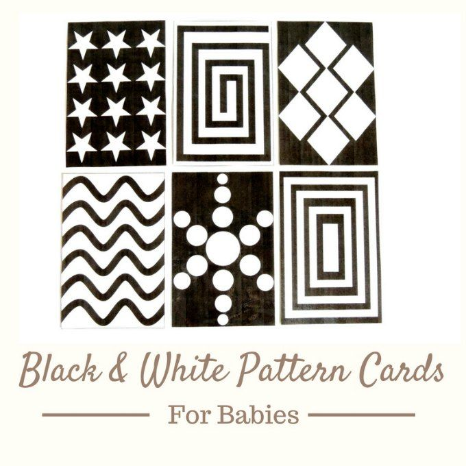 These black and white pattern cards for baby tummy time are perfect for an inquisitive baby who's not a fan of being on his or her tummy! We've got free printable pattern cards for you to make and keep – perfect for entertaining a baby! Printable black & white pattern cards for baby tummy time...Read More »