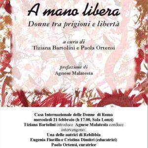 Rebibbia a mano libera: racconti di donne fra prigioni e libertà #lavoratori #salari #tasse #roma #stipendo #INPS