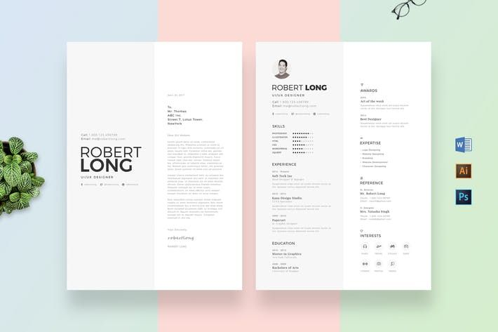 Http Resume Download Resume Template Psd Ai Design Download