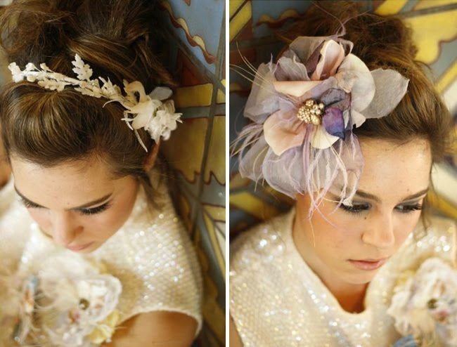 New Spring Hair Pieces by Lo Boheme | Green Wedding Shoes Wedding Blog | Wedding Trends for Stylish + Creative Brides