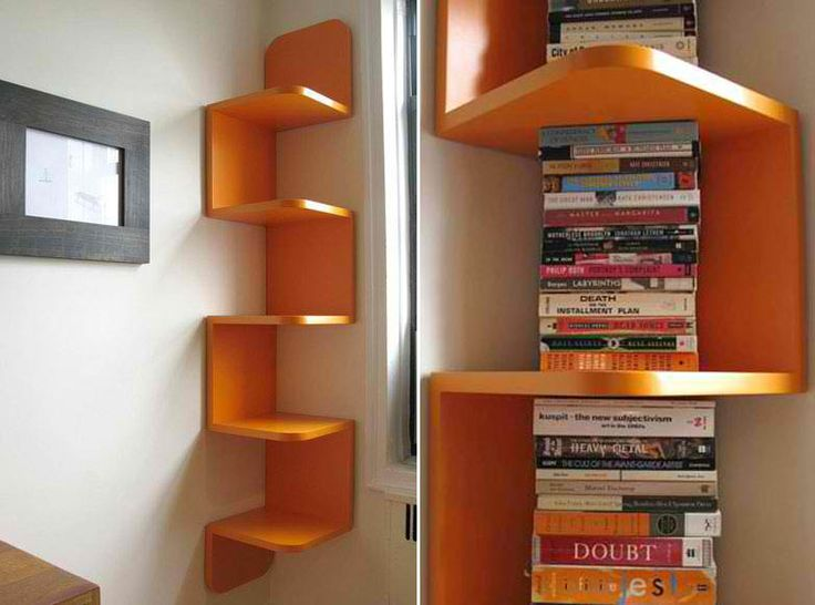 241 best whimsical bookshelves images on pinterest book Fun wall shelves