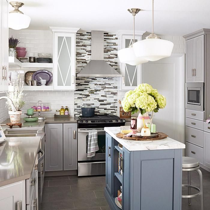 How Much To Redo Kitchen Cabinets: Check Out This Kitchen Remodel. Make Improvements From