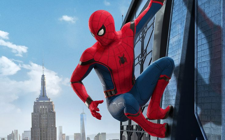 """Spider Man Homecoming - This HD Spider Man Homecoming wallpaper is based on Spider-Man: Homecoming Movie. It released on N/A and starring Robert Downey Jr., Marisa Tomei, Tom Holland, Jon Favreau. The storyline of this Action, Adventure, Sci-Fi Movie is about: Following the events of """"Captain America: Civil... - http://muviwallpapers.com/spider-man-homecoming.html #Homecoming, #Man, #Spider #Movies"""