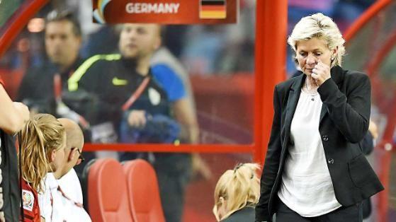 Silvia Neid während der Halbfinal-Pleite gegen die USA. Nach Olympia 2016 wird sie Chefin der neuen DFB-Scoutingabteilung