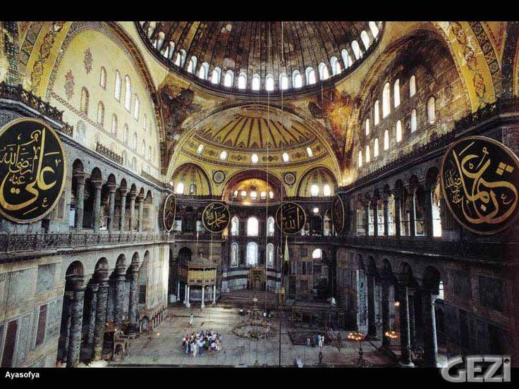 Ayasofya - Hagia Sofia -Sultanahmet #ayasofya #hagia sofia #istanbul #mustsee #sultanahmet