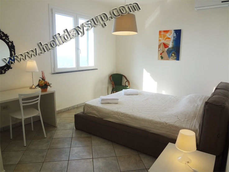 Double bedroom at villa nilly with private swimming pool in Amalfi Coast