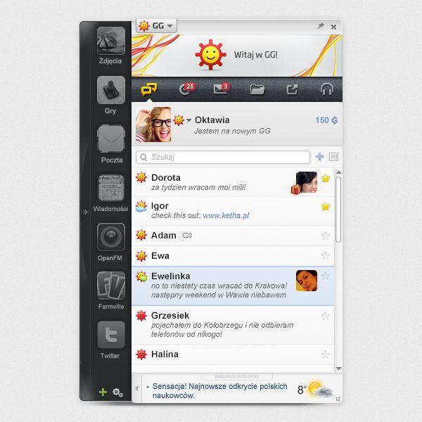 GG Instant Messenger