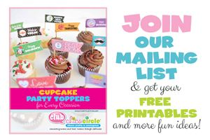 Easy Party Treat Cup Ideas & Giveaway | Club Chica Circle - where crafty is contagious