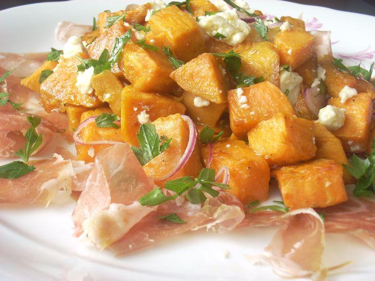 Satata de cartofi dulci
