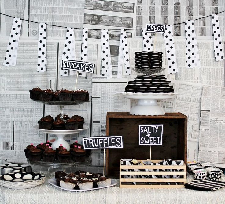 Black And White Decorating 168 best black and white party ideas images on pinterest | black