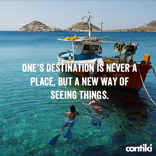 Do you need a new way of seeing things? #travel #adventure #explore     See more here: http://goo.gl/3GsvzL