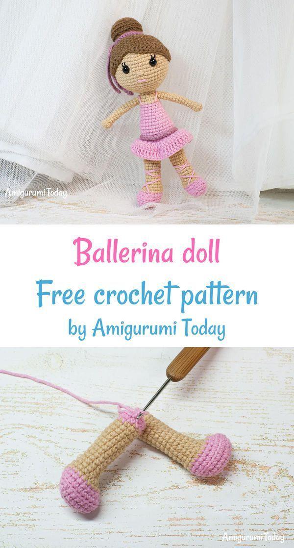 Free Pattern by Little Muggles! ✿⊱╮Teresa Restegui http://www ...   1118x600