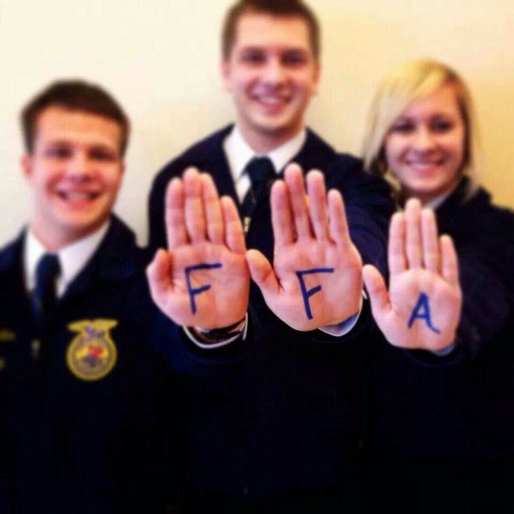 National FFA week February 2014