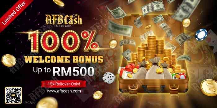 Top 5 Welcome Bonus Online Casinos Malaysia | afbonlinecasino.com | Online  casino, Live casino, Casino