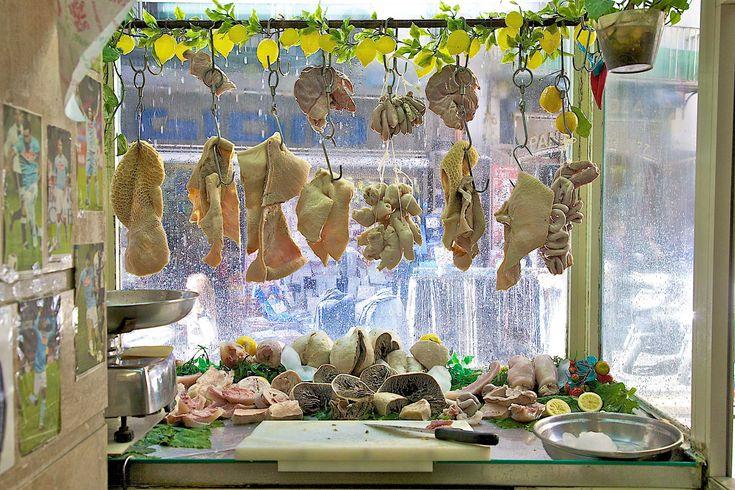 Morsi di Napoli, ovvero i 10 migliori street food partenopei
