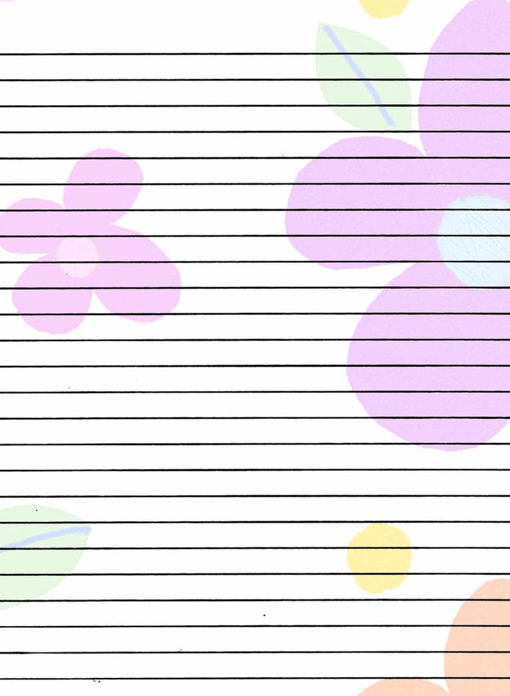 80 best cute stationery images on Pinterest Printable, Cool - elementary lined paper template