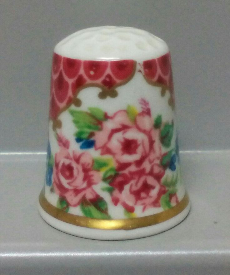 pink Scale. Royal Worcester