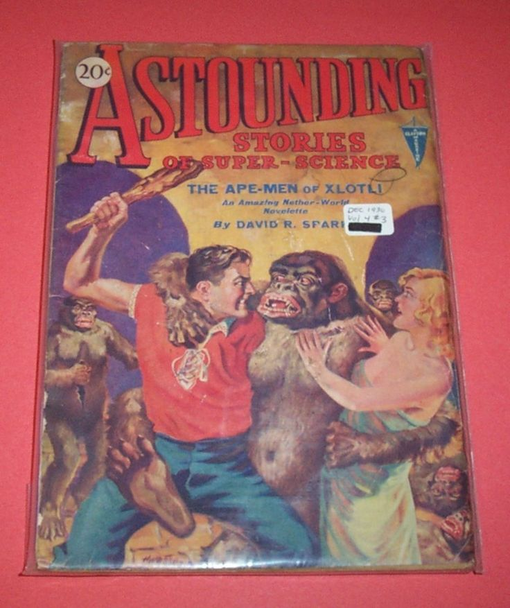 Astounding Stories. Issue for December 1930. This is a pulp size magazine. 336 •The Sea Terror • [Doctor Bird and Operative Carnes ] • novelette byS. P. Meek. 309 •A Signal to the Moon • essay by uncredited. | eBay!