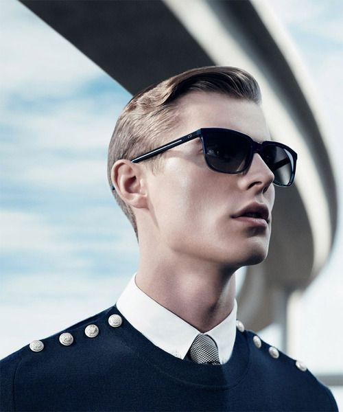 Janis Ancens For Dior Homme Ss13 Sharpish And Right