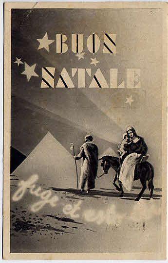 Preferenza 133 best Buon Natale cartoline vintage images on Pinterest  SC93