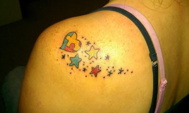 Awesome Autism Ink!! Rockin Mom fan's Autism tattoo pics! Submit your autism ink!