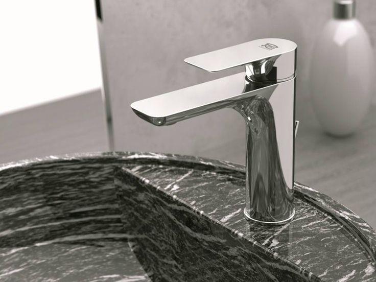 INFINITY Miscelatore per lavabo senza scarico by Remer Rubinetterie