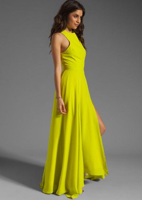 Naven maxi dresses