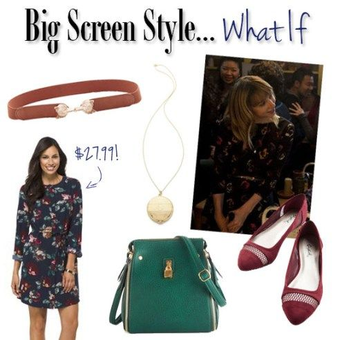 "Big Screen Style + ""What If"" Giveaway - Free Wills Studio"