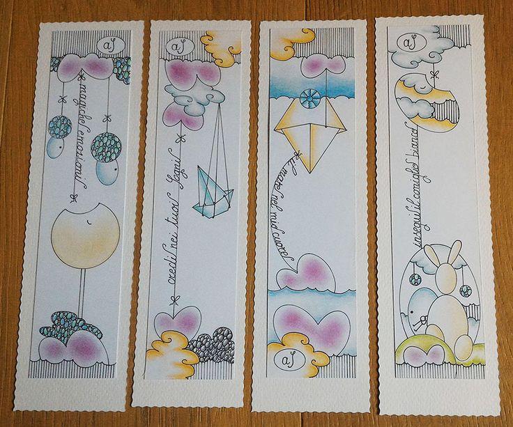 #Laguna #Favini #Calligraphy #Pergamena Crafts #bookmarks by Elisabetta Codega - Find more about #Laguna http://www.favini.com/gs/en/fine-papers/laguna/features-applications/ and #Calligraphy #Pergamena http://www.favini.com/products-converting/en/prod_det.php?cid=4&pid=10