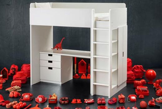 10 best ideas about ikea childrens beds on pinterest for Letto gulliver ikea