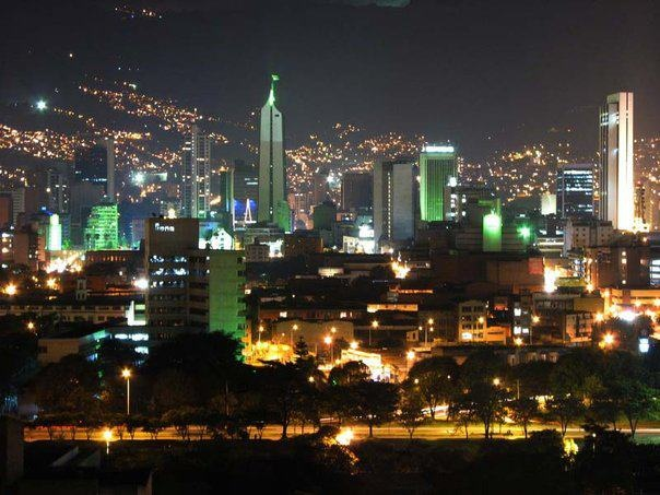 Down Town Medellín, Colombia