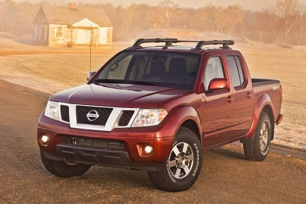 2013 Nissan Frontier New Car Review on @AutoTrader.com