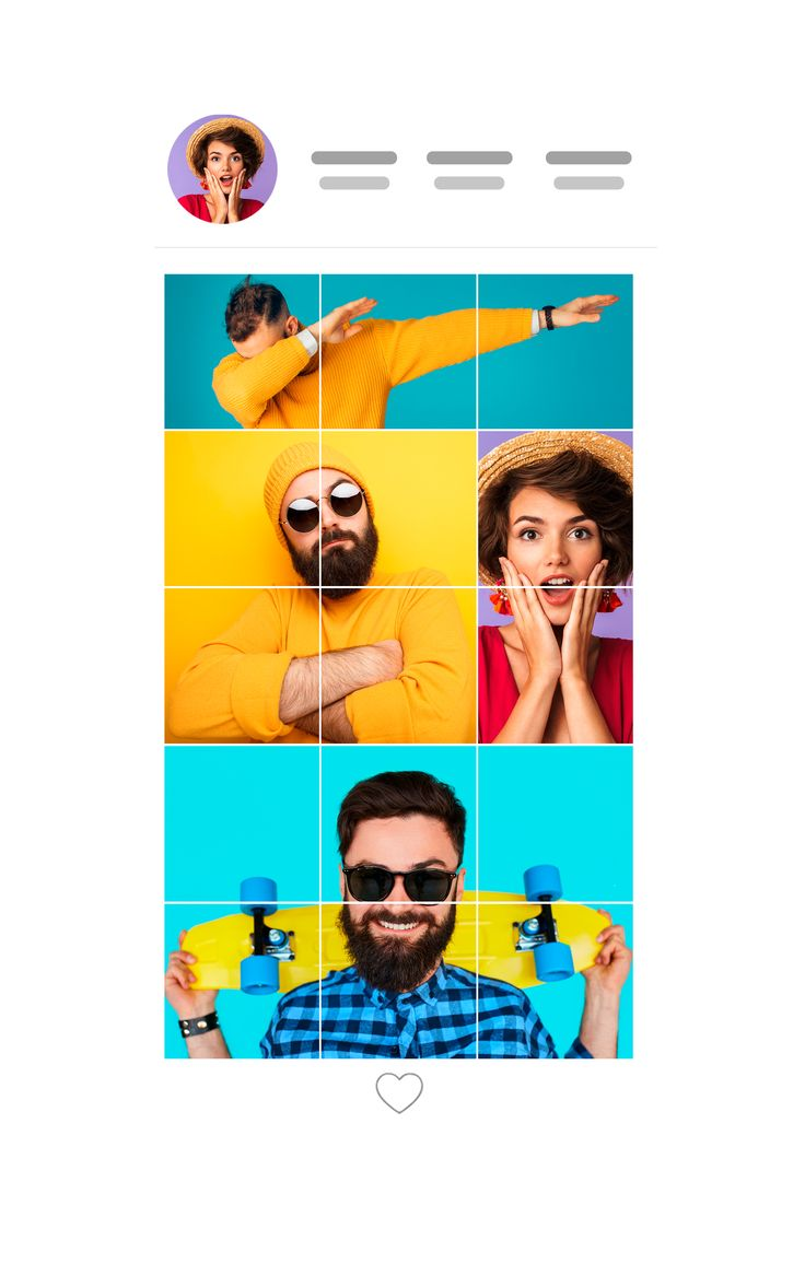 Instagram Grid // Layout | Instagram grid layout