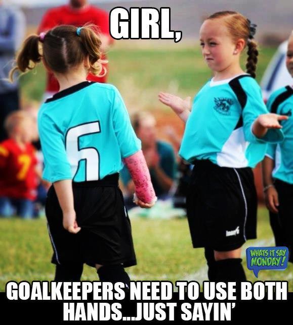 Soccer Girl Memes .