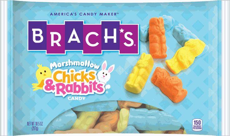 Ferrara Candy Company - Brach's Chicks & Rabbits Marshmallows 10.5oz.