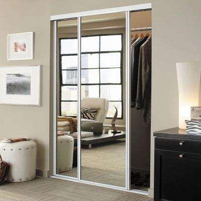 Contractors Wardrobe 72 in. x 81 in. Concord White