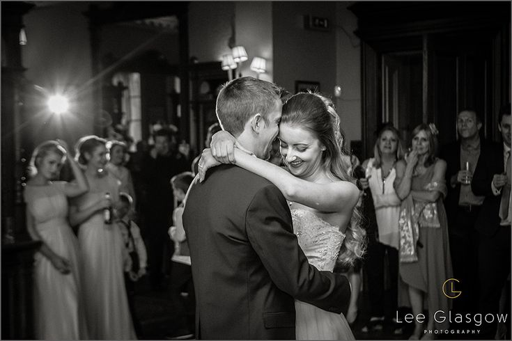 Bride and Groom's Prestwold Hall Wedding, Leicestershire.
