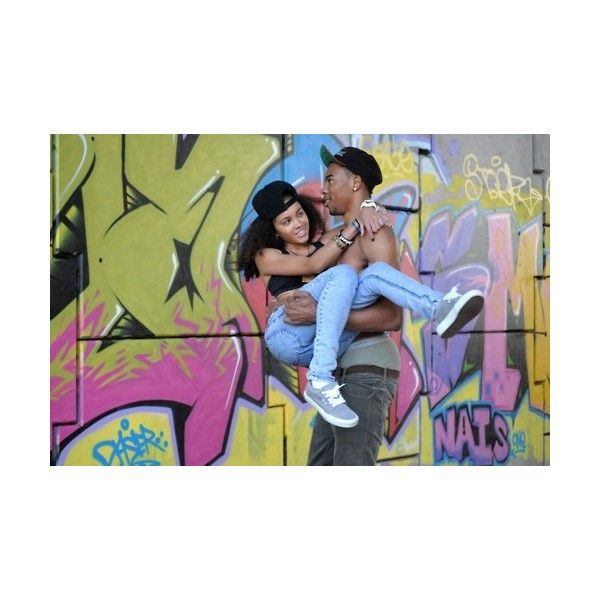 DOPE COUPLES . ❤ liked on Polyvore featuring couples