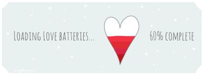 Facebook cover - love batteries by crazydesigns.ro