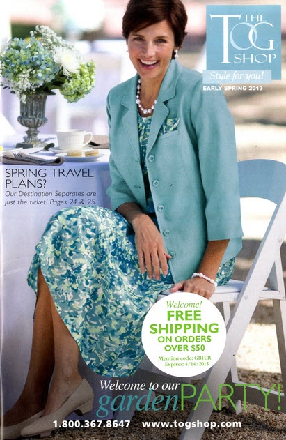 Free womens clothes catalogs