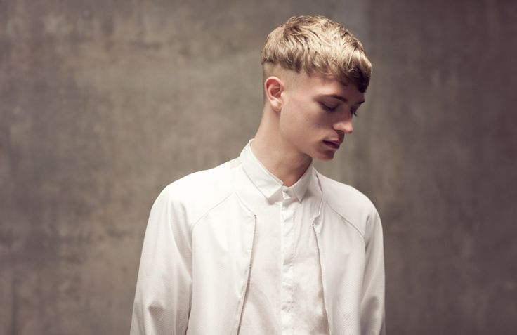 Tom at Elite Models London by Cecilie Harris / New Face: Tom at Elite Models / News / Boys by Girls
