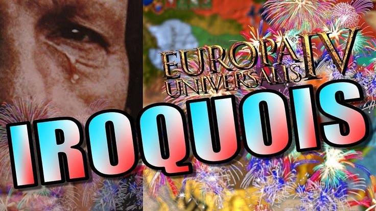 AMERICAN REVOLUTION!  [Extended Timeline] Europa Universalis 4: Iroquois...